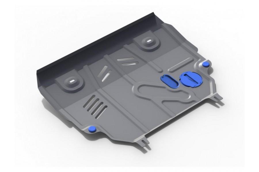 Защита картера+КПП 2.0 150л.с. NX 200