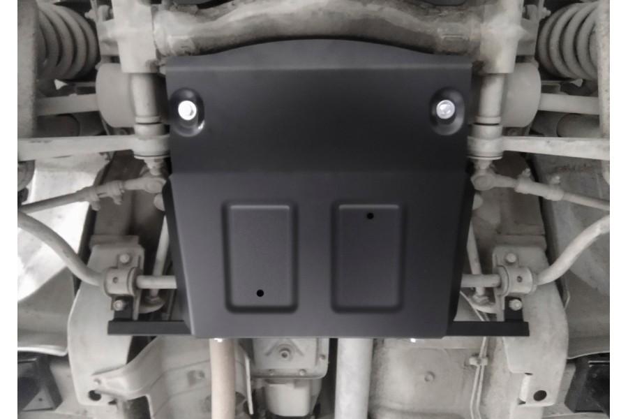 Защита КПП+переднего редуктора 1.7