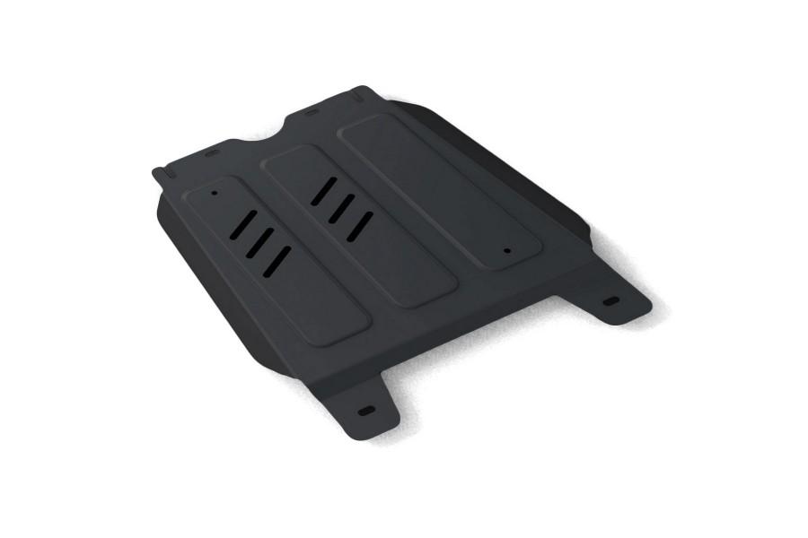 Защита КПП сталь 3 мм. Toyota Hilux, V - 2.4d; 2.8d; полный привод