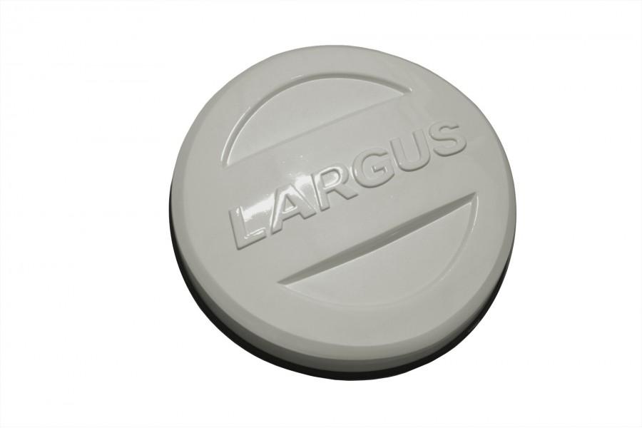 Колпак на запасное колесо крашен (ABS) LADA LARGUS 2012-