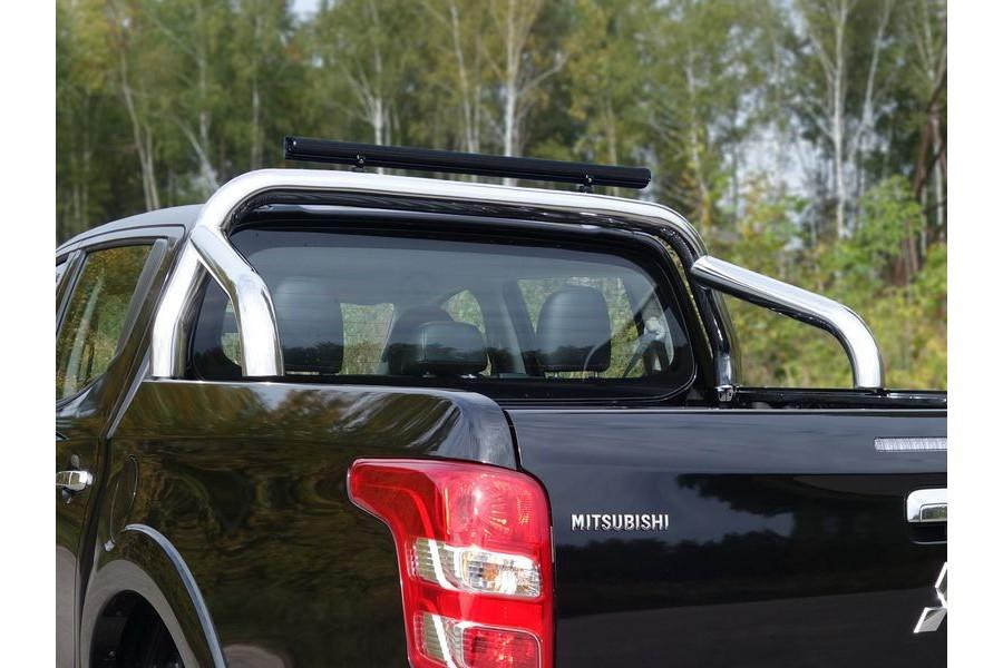 Защита кузова 76,1 мм со светодиодной фарой (только для кузова)
