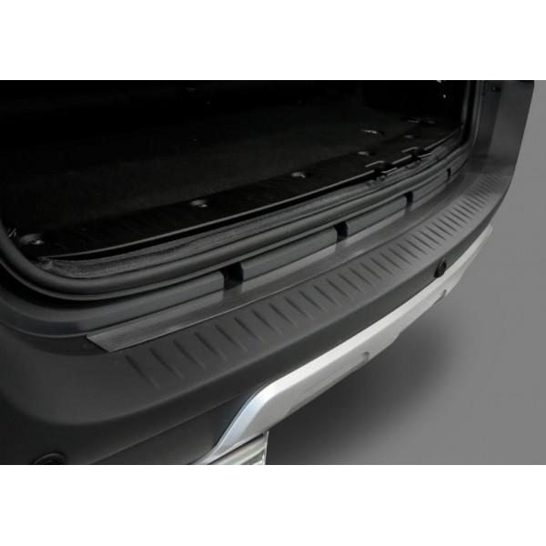 Накладка на задний бампер (1 шт.) Lada Largus 2012-