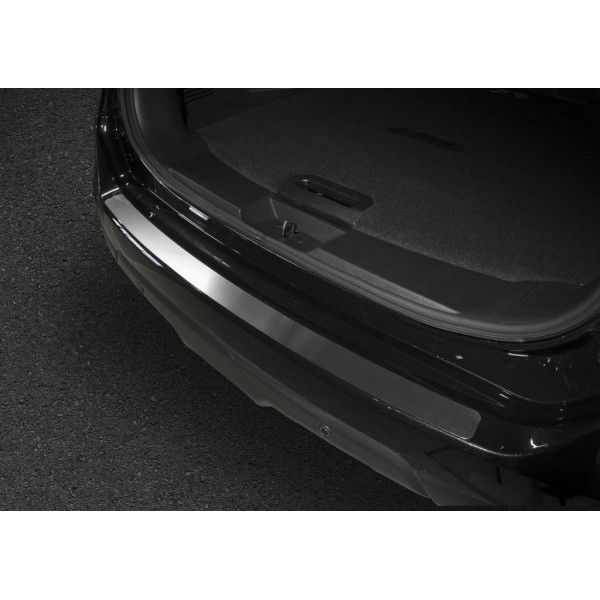 Накладка на задний бампер (1 шт.) Nissan X-Trail T32 2013-2017