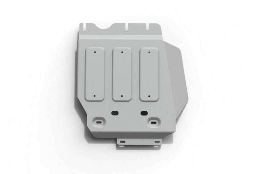 Защита РК Jeep Wrangler JK 2D/4D, V - 3.6; 3.8; АКПП; Часть 1 2007-2018