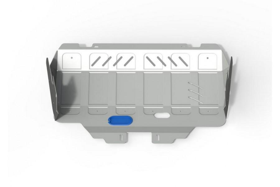 Защита картера Subaru Forester, V - 2.0 (150 л.с.); 2.5 (181л.с.); Увеличенная 2013-2016