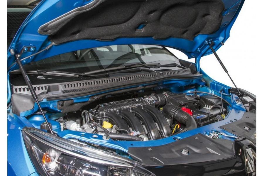 Амортизаторы капота, 2 шт. Renault Kaptur I (за исключением спецсерии Extreme) 2016-