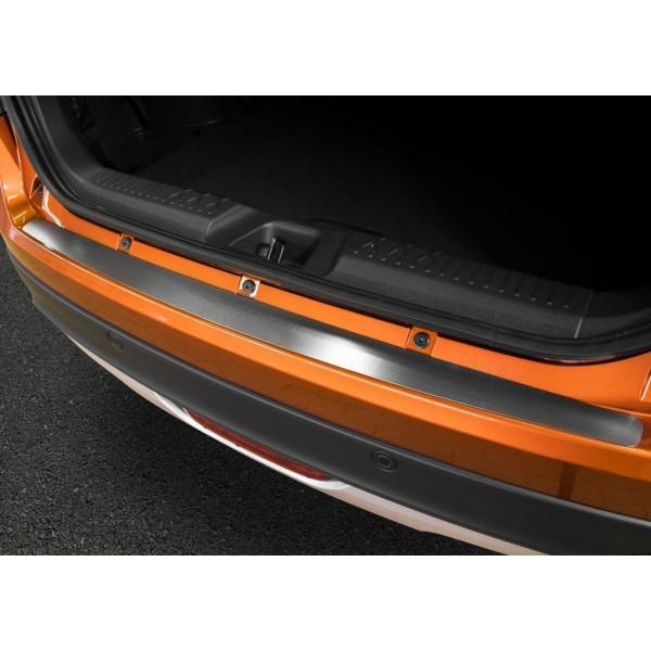 Накладка на задний бампер (1 шт.) Lada Vesta 2015-
