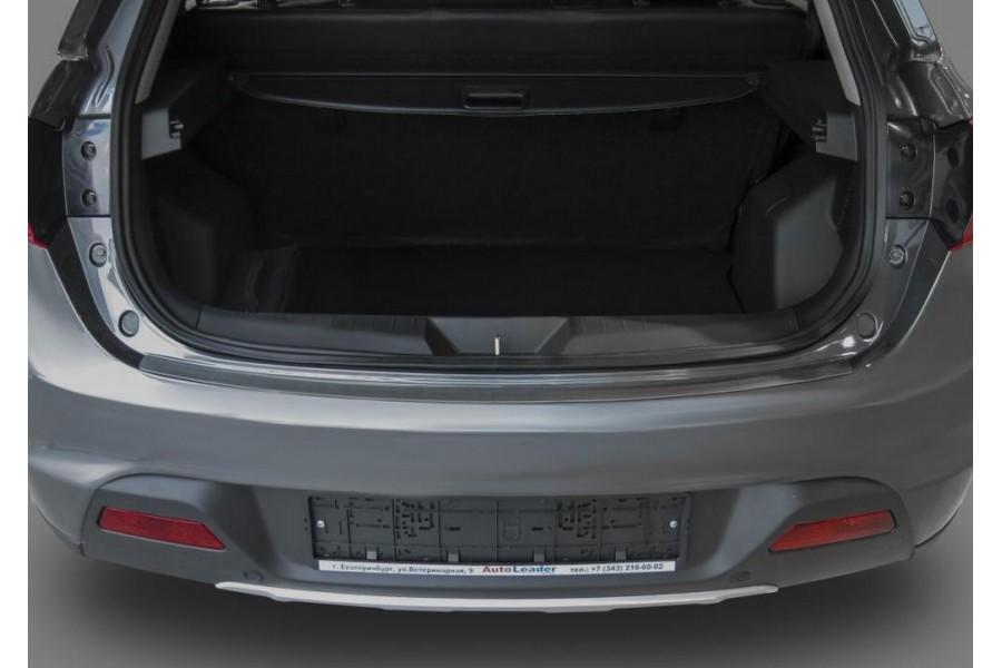 Накладка на задний бампер (1 шт.) Lifan X50 2015-