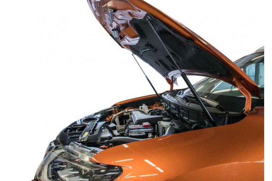 Амортизаторы капота, 2 шт. Nissan X-Trail III T32 / III T32 рестайлинг 2015-2018 / 2018-
