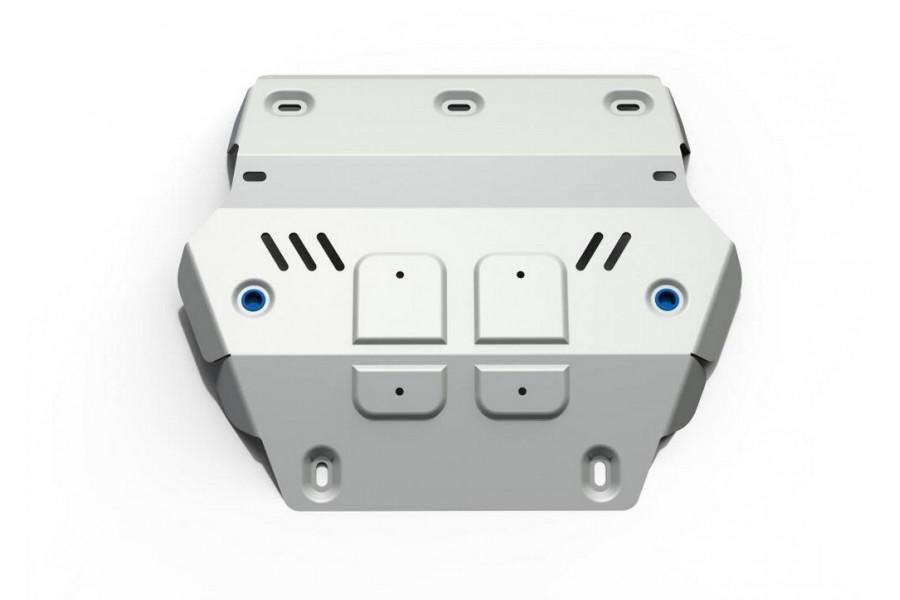 Защита радиатора Isuzu D-Max, V - 2.5TD 2012-