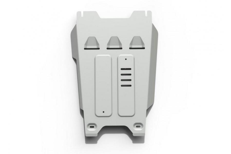 Защита КПП Isuzu D-Max, V - 2.5TD 2012-