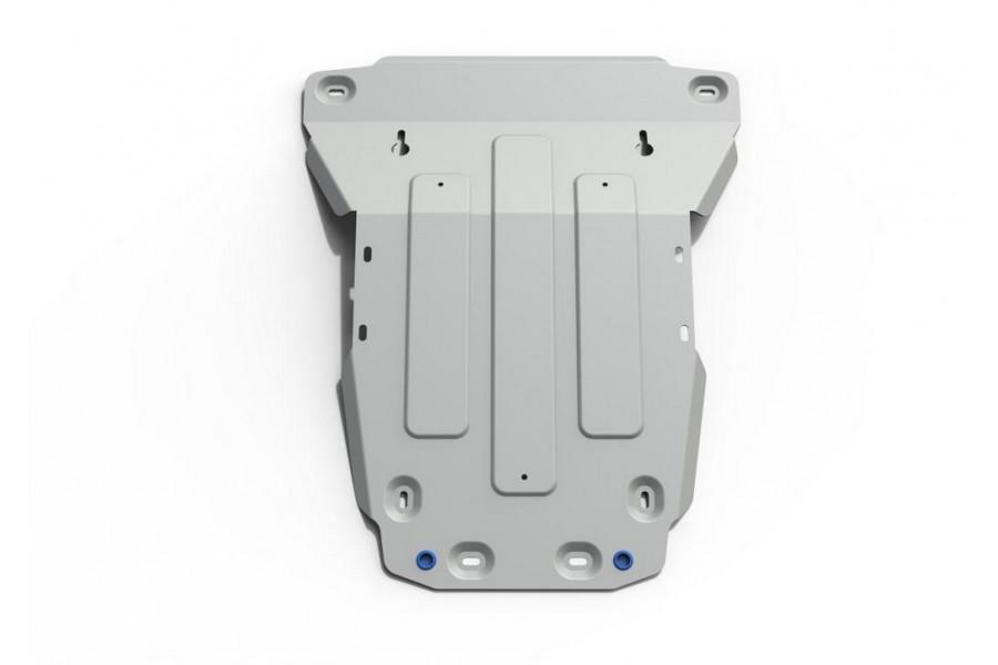 Защита радиатора + картера Land Rover Discovery IV, V - все 2013-2016