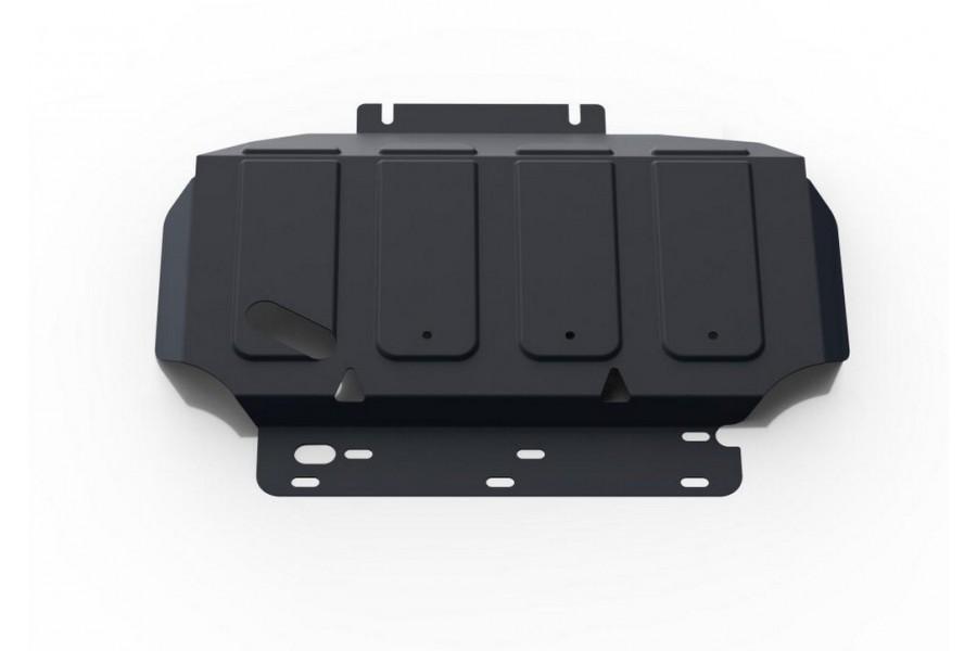 Защита картера Nissan Nissan Pathfinder, V - 2.5d; 3.0d; 4.0 2005-2015