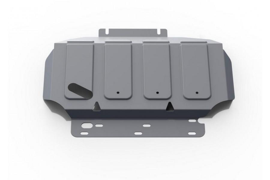 Защита картера Nissan Pathfinder, V - 2.5d; 3.0d; 4.0 2005-2015