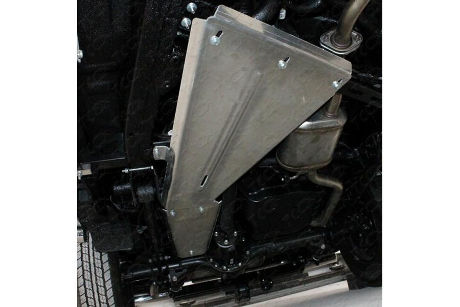 Защиты комплект (Алюминий) 4 мм (рк, адсорбера)