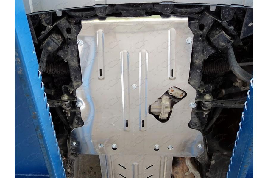 Защита картера (алюминий) 4мм Land Rover Discovery V 2017-