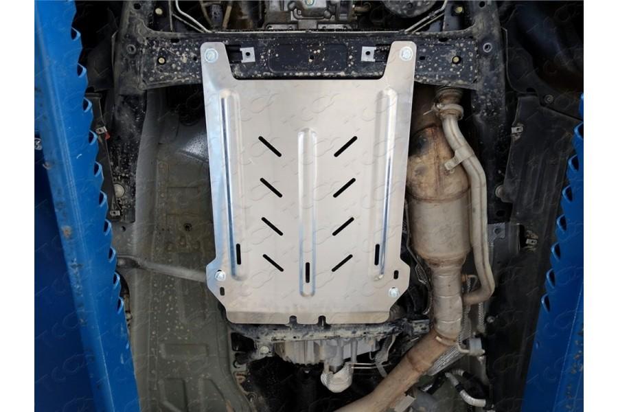 Защита КПП (алюминий) 4мм Land Rover Discovery V 2017-