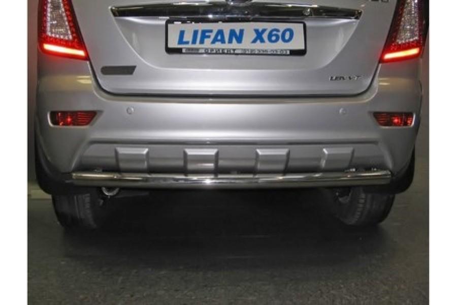 Задняя дуга Ø60 (скосы) Lifan X60 2011-