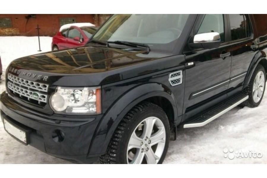 Пороги | Land Rover Discovery 2009- | Оригинальный дизайн