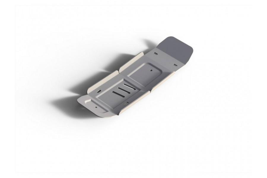 Защита редуктора 3.0d 45TDI; для а/м с управляемой задней подвеской