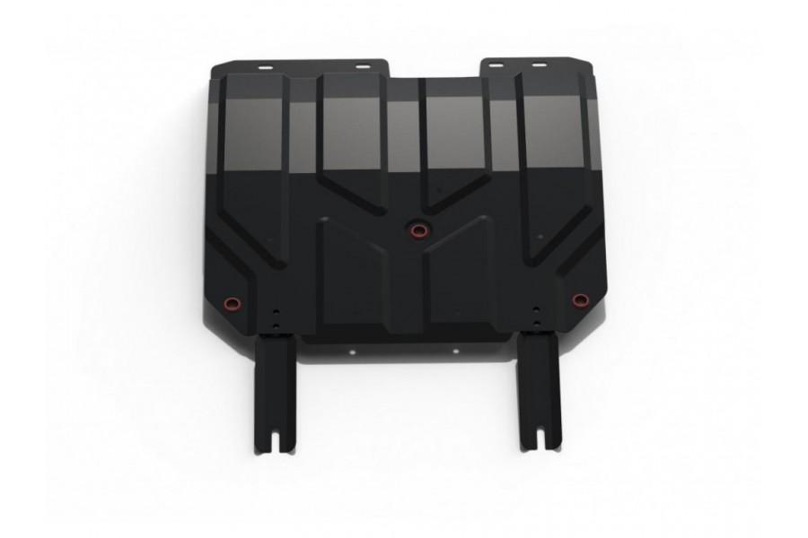 Защита картера+КПП 2.0 передний привод