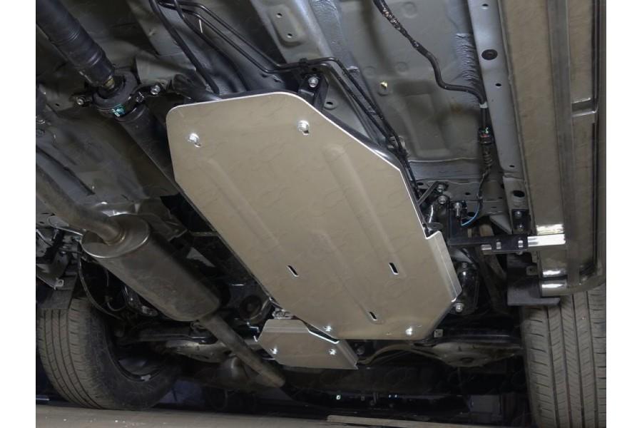 Защита бака (алюминий) 4 мм