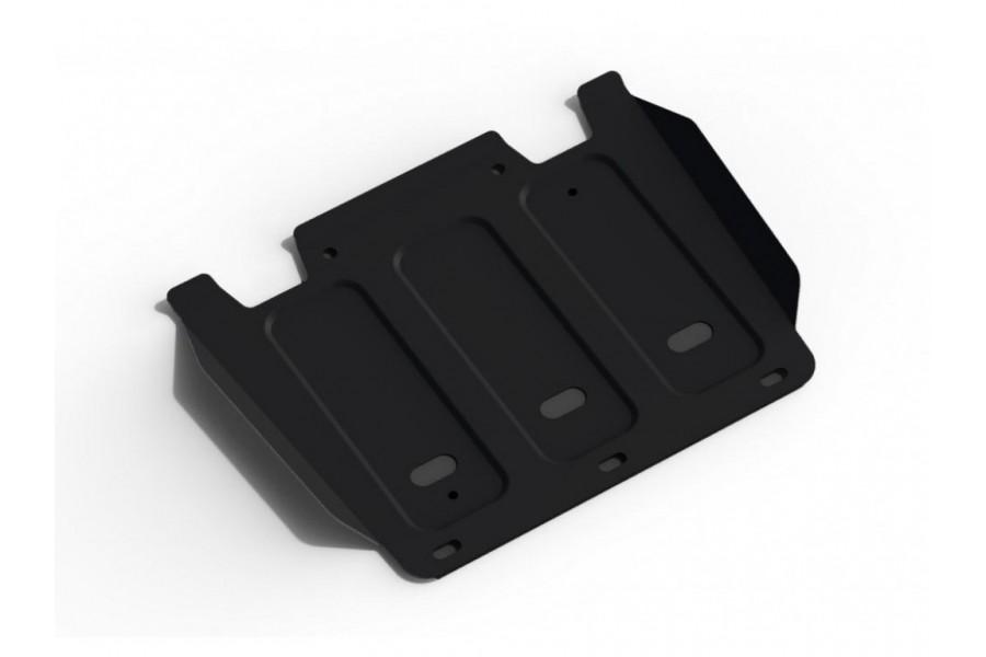 Защита КПП 2.5d АКПП задний привод: часть 1