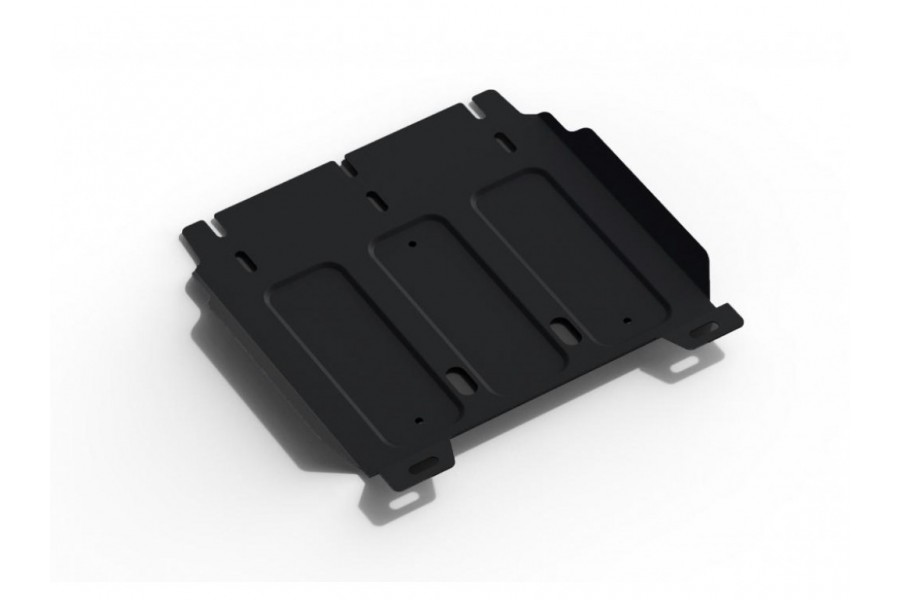 Защита КПП 2.5d АКПП задний привод: часть 2