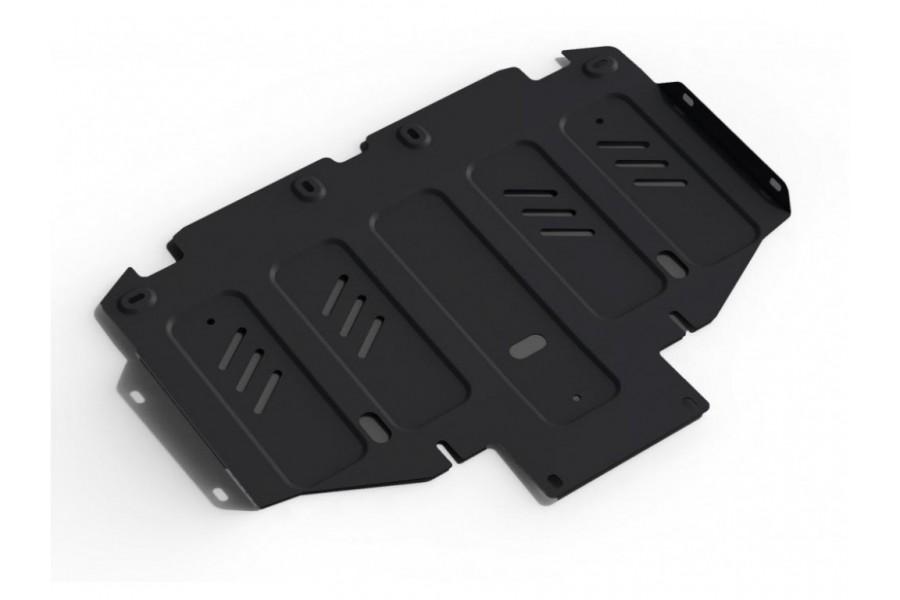 Защита радиатора + картера 2.5d АКПП задний привод