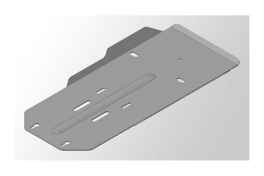Защита КПП и раздатки (алюминий) 4 мм кроме 5.0