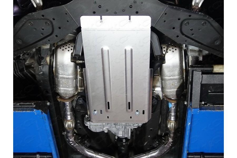 Защита КПП 4 мм