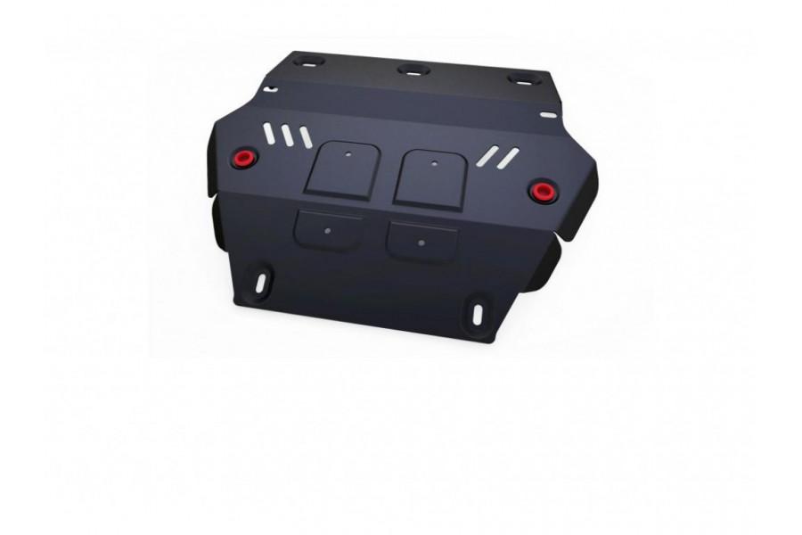 Защита радиатора 3.0TD