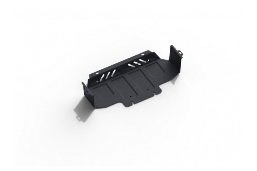 Защита радиатора 2.5d; 3.3