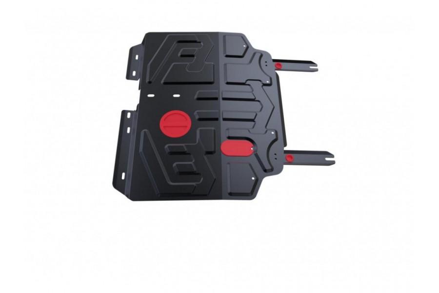 Защита картера+КПП 1.8 передний привод
