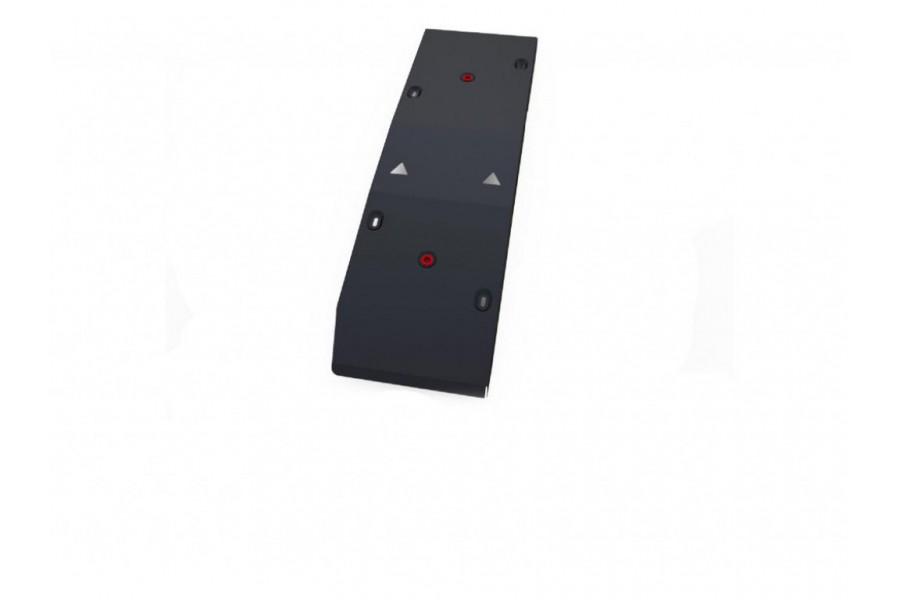 Защита топливного бака 311CDI, 315CDI, V - 2.1d; задний привод