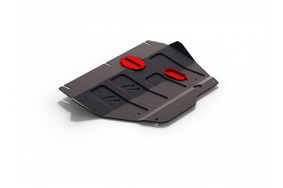 Защита картера+КПП 1.6d МКПП передний привод