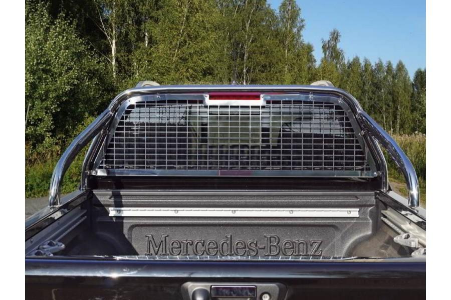 Защита кузова и заднего стекла (без надписи) 75х42 мм