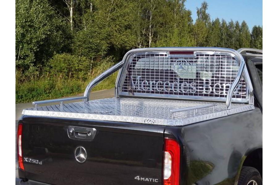 Защита кузова и заднего стекла (для крышки) 75х42 мм