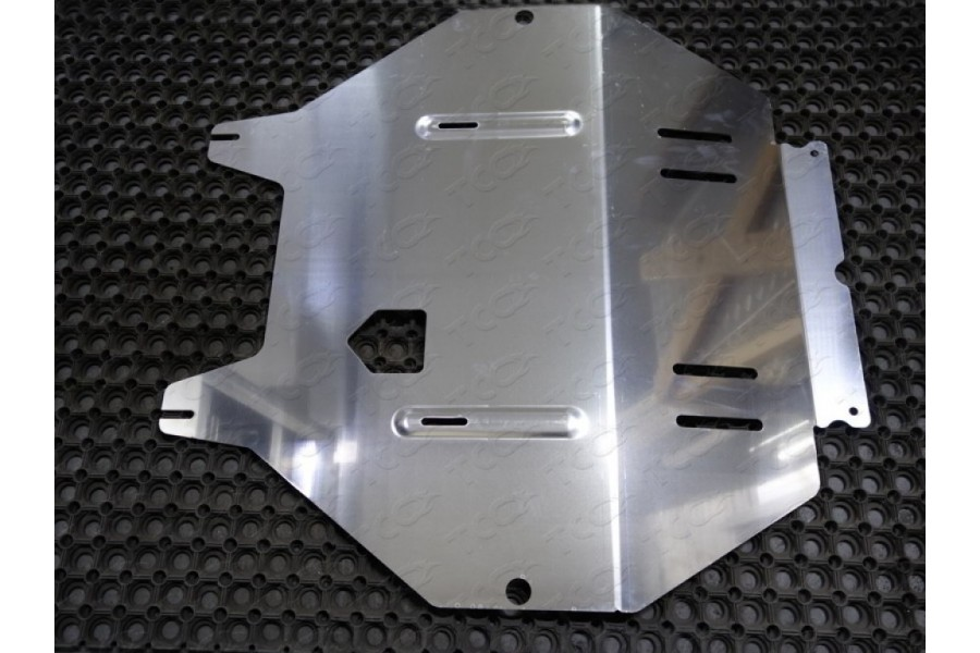 Защита картера и КПП (алюминий) 4 мм двг. 2.0, 2.4