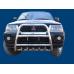Защита бампера и порогов на Mitsubishi Pajero Sport 1998-2007