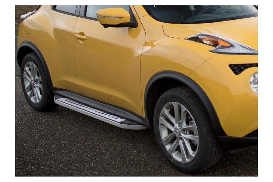 """Пороги-площадка """"Bmw-Style"""" 4WD"""