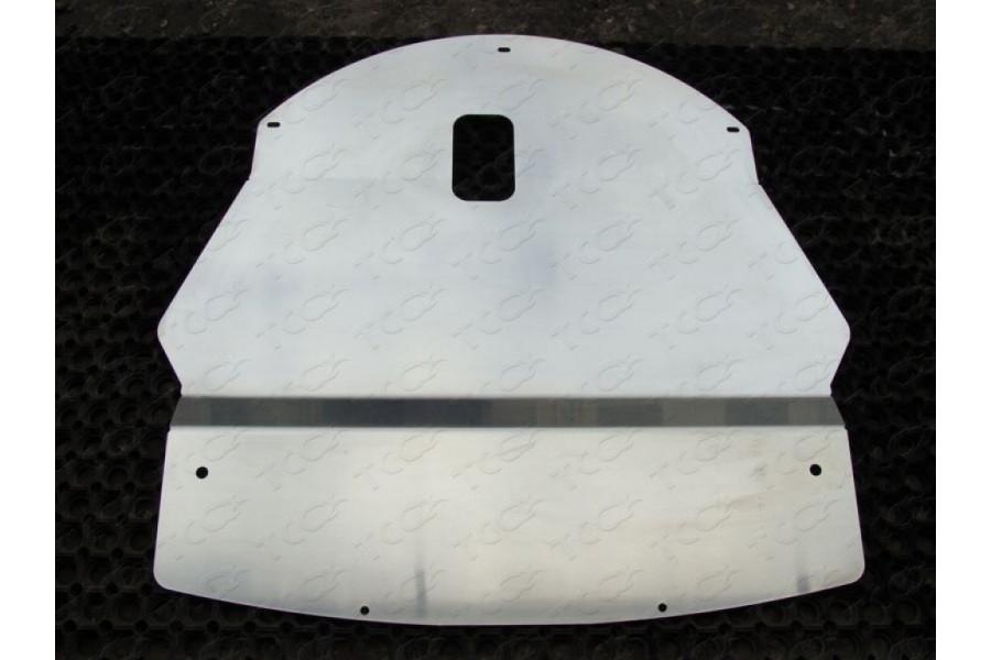 Защита картера и КПП (алюминий) 4 мм