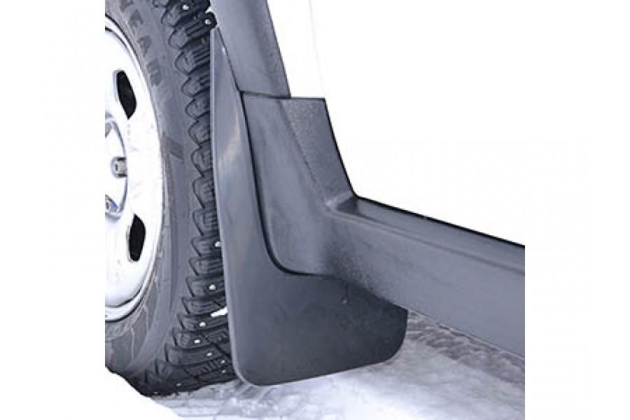 Брызговики передние широкие (2 шт) (ABS)