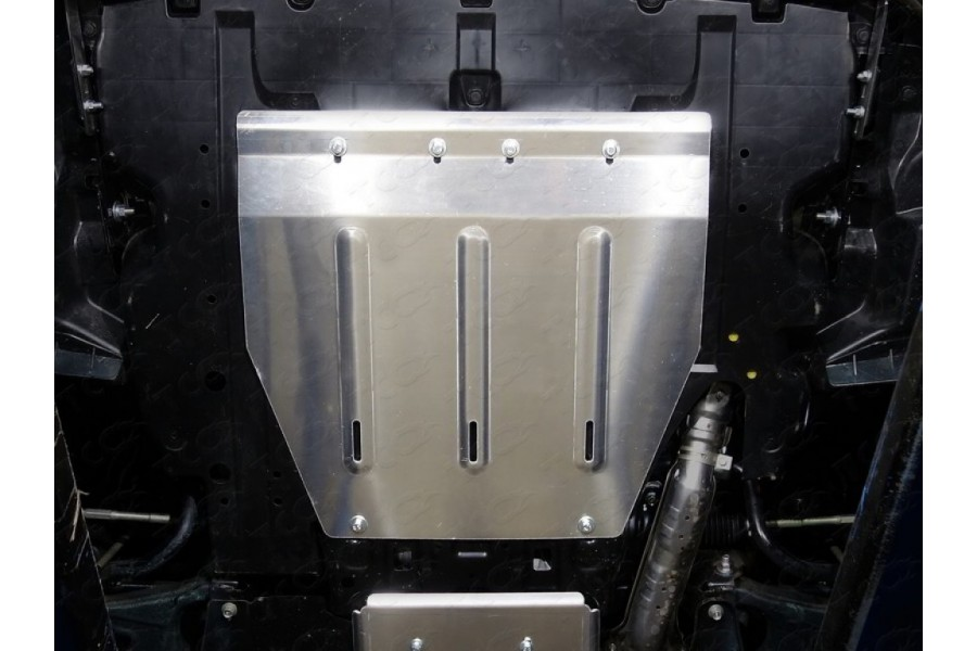 Защита картера малая (алюминий) 4 мм