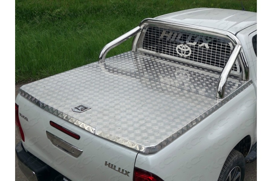 Защита кузова и заднего стекла (для крышки) 76,1 мм