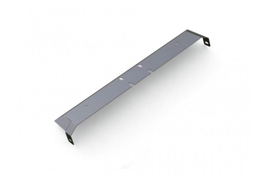 Защита заднего бампера 2.0d