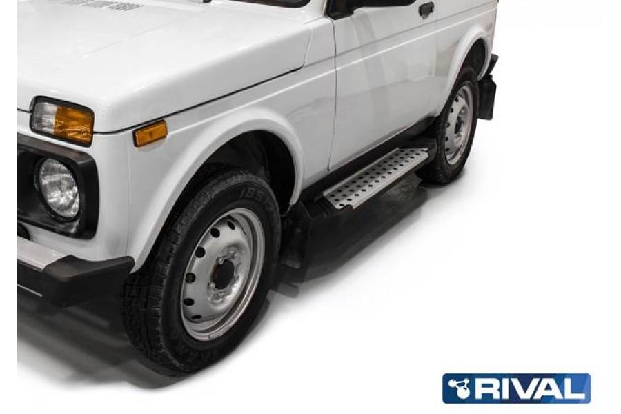 "Lada Niva 3D 1977- Порог-площадка ""Bmw-Style"""