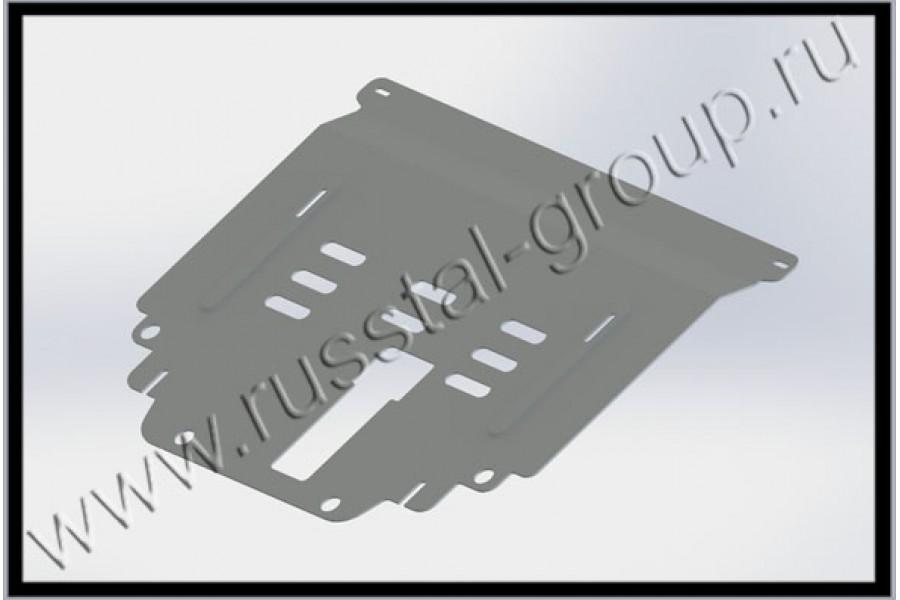 KIA SORENTO PRIME CRDI 2015 Защита картера ZKKIAS15-002