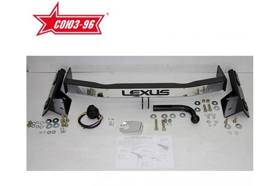 """Тягово-сцепное устройство """"Lexus GX 470"""" (вар.1) Премиум"""