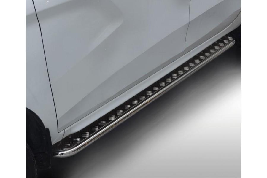 Lada XRay. Пороги, с листом D42